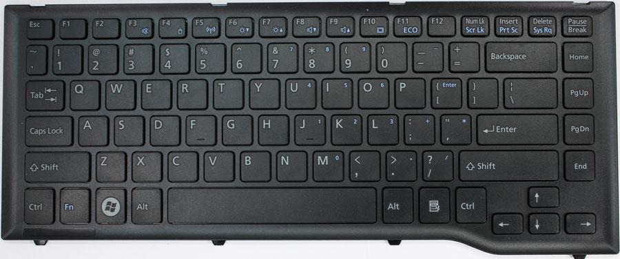 Fujitsu America - Support - LIFEBOOK E8310 Notebook PC